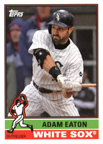 Photo of 2015 Topps Archives #127 Adam Eaton