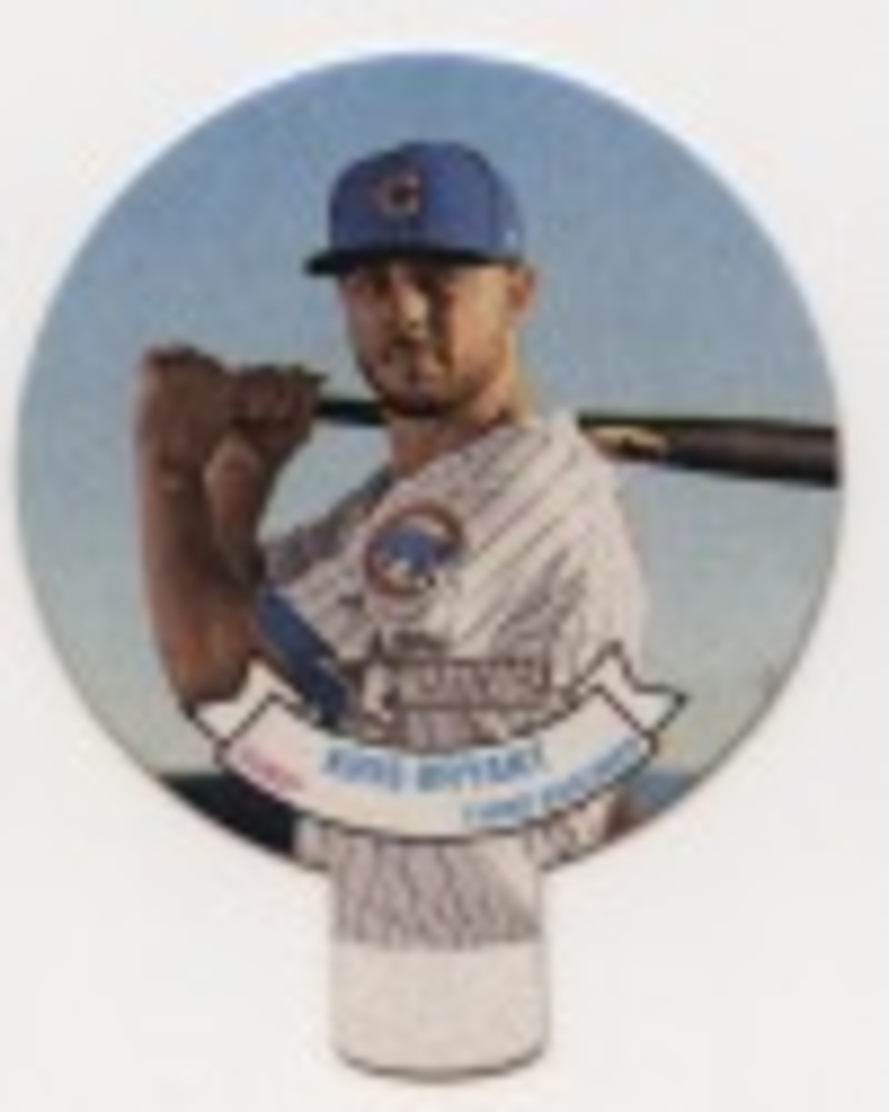 2019 Topps Heritage '70 Topps Candy Lids #16 Kris Bryant