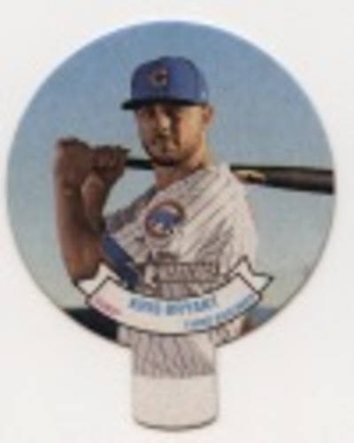 Photo of 2019 Topps Heritage '70 Topps Candy Lids #16 Kris Bryant