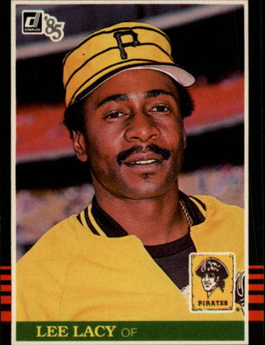 Photo of 1985 Donruss #508 Lee Lacy
