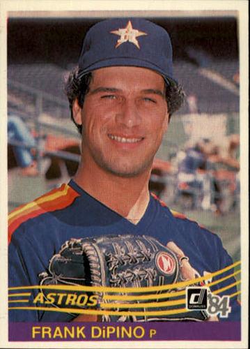 Photo of 1984 Donruss #502 Frank DiPino