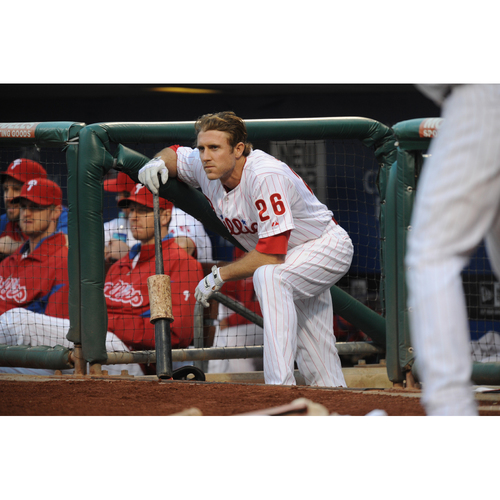 Photo of Phillies Alumni Chase Utley Records Your Personalized Voicemail Greeting