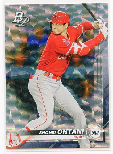 Photo of 2019 Bowman Platinum Ice #2 Shohei Ohtani