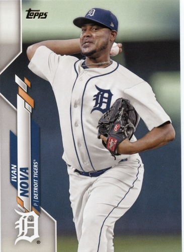Photo of 2020 Topps #379 Ivan Nova