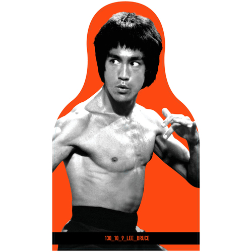 Photo of Giants Community Fund: Giants Bruce Lee Cutout