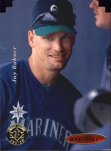 Photo of 1995 SP Championship Die Cuts #187 Jay Buhner