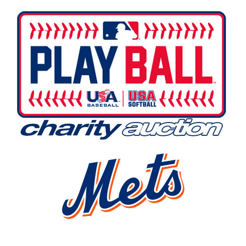 Play Ball Charity Auction: New York Mets - Mets Intern for a Day