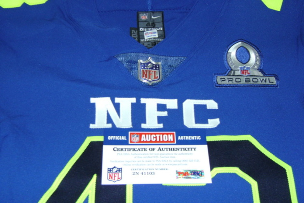 size 40 e15a6 48e4d NFL Auction | NFL - EAGLES DARREN SPROLES GAME ISSUED NFC ...
