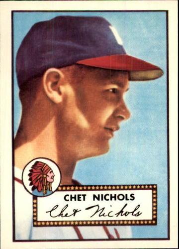 Photo of 1983 Topps 1952 Reprint #288 Chet Nichols