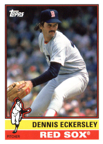 Photo of 2015 Topps Archives #133 Dennis Eckersley