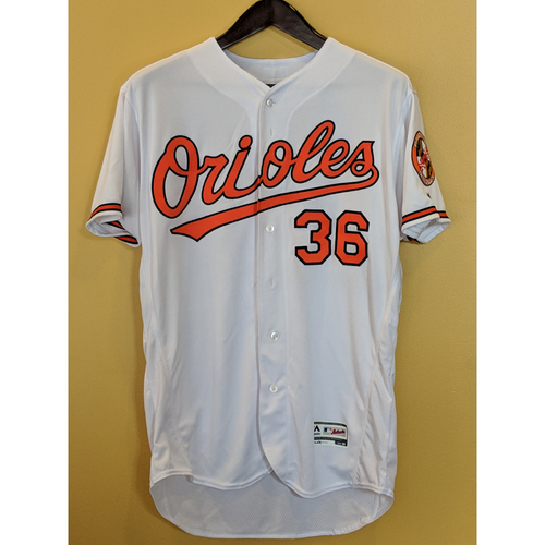 Photo of Caleb Joseph - Home Jersey: Autographed