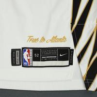 Vince Carter - Atlanta Hawks - Game-Worn 2nd Half City Edition Jersey - 2018-19 Season