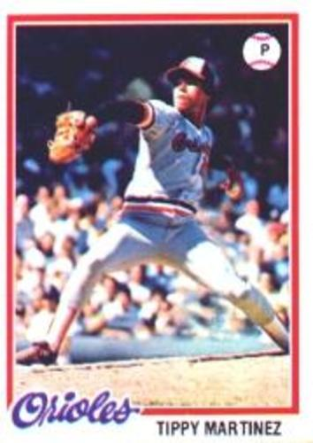 Photo of 1978 Topps #393 Tippy Martinez