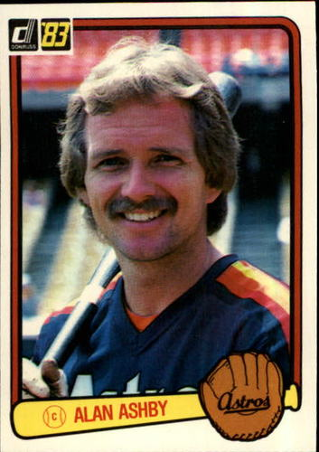 Photo of 1983 Donruss #144 Alan Ashby