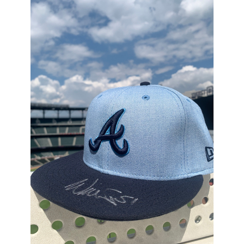 Will Smith MLB Authenticated Autographed Father's Day Hat