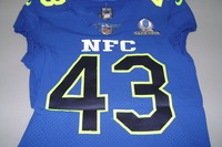 NFL - EAGLES DARREN SPROLES GAME ISSUED NFC PRO BOWL JERSEY - SIZE 40