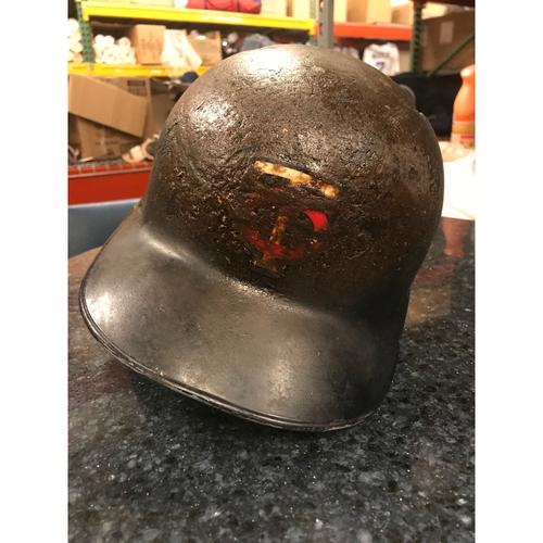 2017 Game-Used Helmet - Robbie Grossman