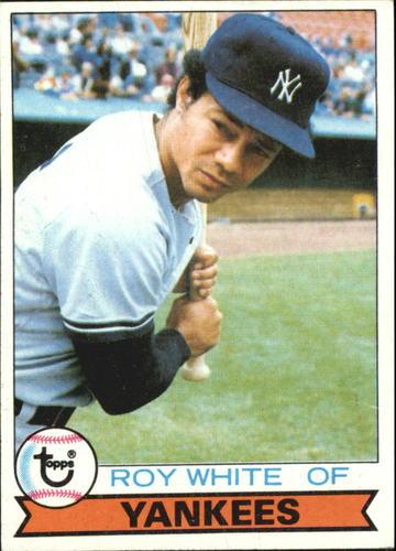 Photo of 1979 Topps #159 Roy White