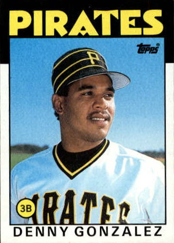 Photo of 1986 Topps #746 Denny Gonzalez