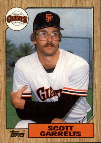 Photo of 1987 Topps #475 Scott Garrelts