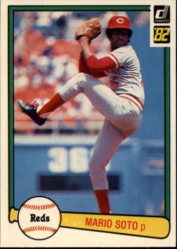 Photo of 1982 Donruss #103 Mario Soto