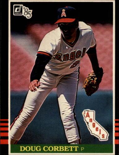 Photo of 1985 Donruss #474 Doug Corbett
