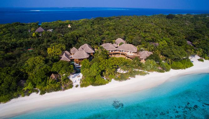 6-NIGHT EXPERIENCE AT SONEVA FUSHI, A LUXURY BEACH RESORT, IN THE MALDIVES