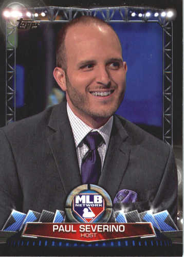 Photo of 2017 Topps MLB Network #MLBN23 Paul Severino