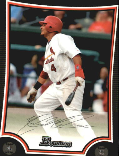 Photo of 2009 Bowman #187 Yadier Molina