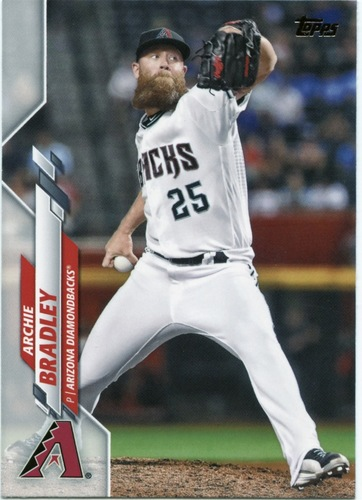 Photo of 2020 Topps #382 Archie Bradley