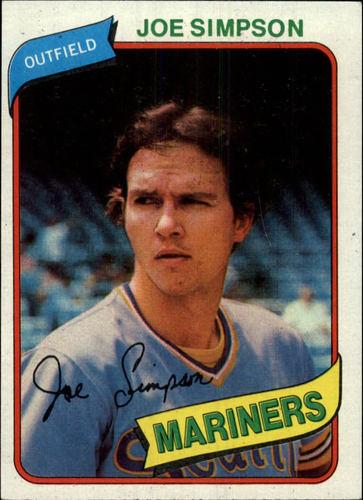 Photo of 1980 Topps #637 Joe Simpson