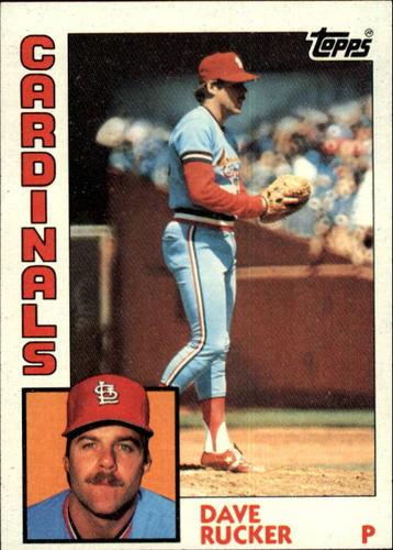 Photo of 1984 Topps #699 Dave Rucker