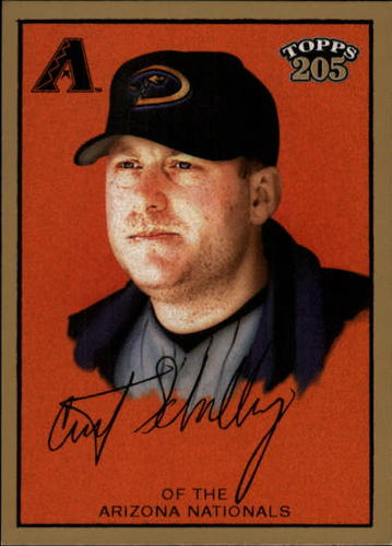 Photo of 2003 Topps 205 #109 Curt Schilling