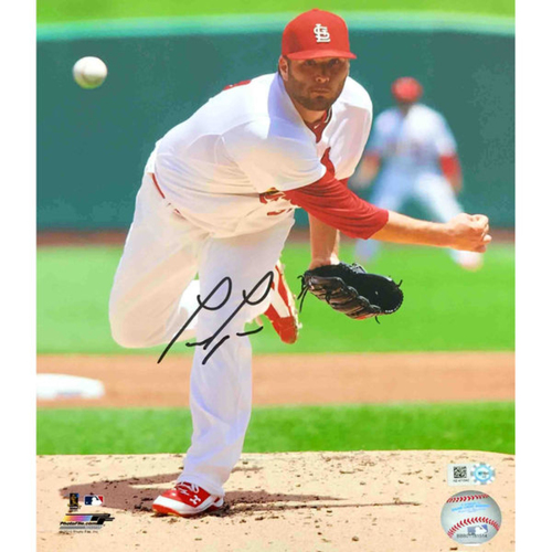 Photo of Cardinals Authentics: Lance Lynn Autographed Photo