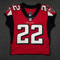CRUCIAL CATCH - FALCONS KEANU NEAL GAME WORN FALCONS JERSEY (OCTOBER 15, 2017)