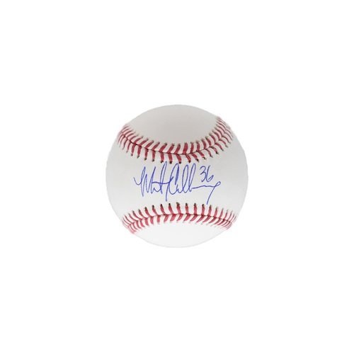 Photo of Amazin' Auction: Mickey Callaway Signed Baseball