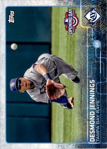 Photo of 2015 Topps Opening Day #200 Desmond Jennings
