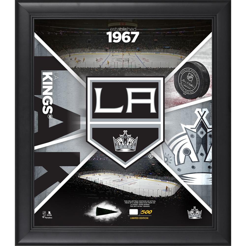 Los Angeles Kings Framed 15