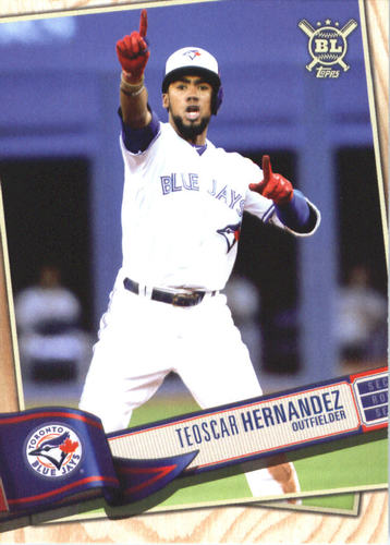 Photo of 2019 Topps Big League #234 Teoscar Hernandez