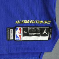 Nikola Vucevic - Game-Worn 2021 NBA All-Star Jersey - 1st Half - Also Worn In Taco Bell Skills Challenge