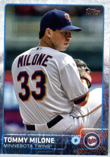 Photo of 2015 Topps Update #US211 Tommy Milone