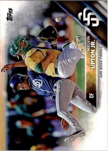 Photo of 2016 Topps #124 Melvin Upton Jr.