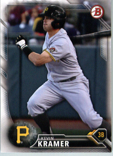 Photo of 2016 Bowman Prospects #BP46 Kevin Kramer