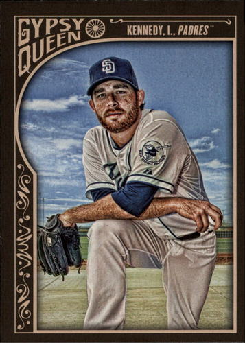 Photo of 2015 Topps Gypsy Queen #231 Ian Kennedy