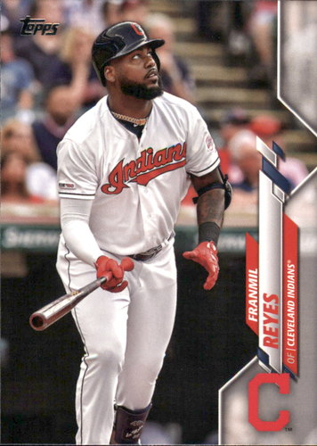 Photo of 2020 Topps #17 Franmil Reyes