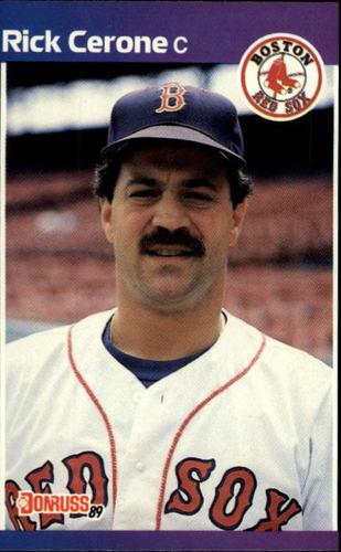 Photo of 1989 Donruss #398 Rick Cerone