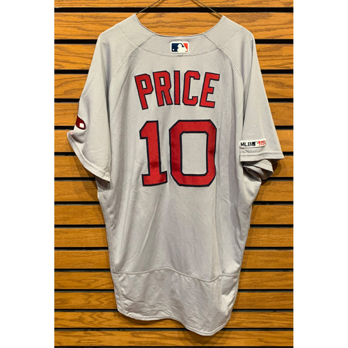 Photo of David Price Team Issued 2019 Road Jersey