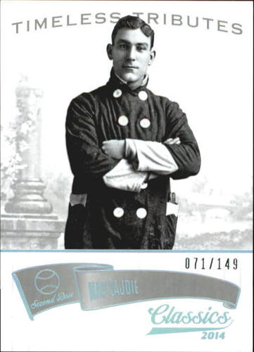 Photo of 2014 Classics Timeless Tributes Silver #99 Nap Lajoie