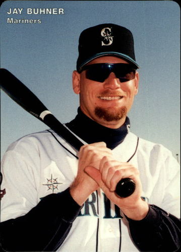 Photo of 1996 Mariners Mother's #3 Jay Buhner
