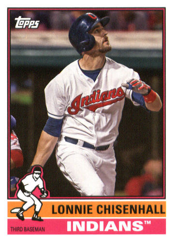 Photo of 2015 Topps Archives #119 Lonnie Chisenhall